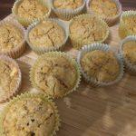 Rübli Muffin ohne Glasur