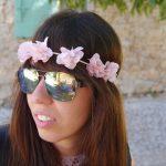 Selbstportrait mit Sonnenbrille in Cannes
