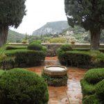Valdemossa Gartenanlage Kloster