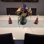 Tischdekoration Nordsee
