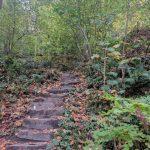 Himmelsleiter-Treppe