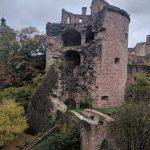 Burgturm Heidelberg